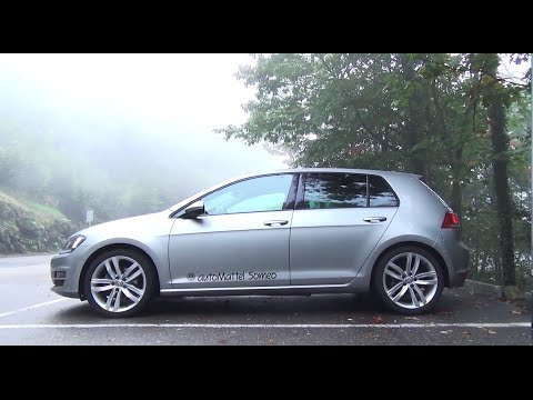 VW Golf 7 Highline 1.4 TSI (140 hp) – Details and Drive