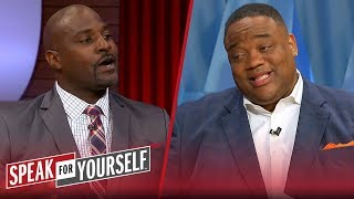 Whitlock & Wiley disagree on how Browns' 2019 season will unfold | NFL | SPEAK FOR YOURSELF