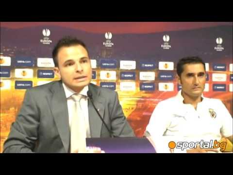 Conferencia de Prensa con Diego Godin