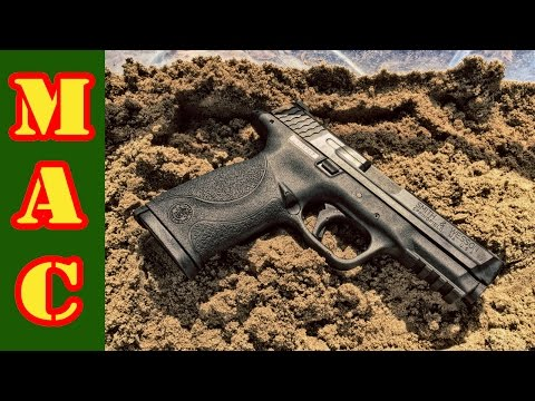 Reliability Test! M&P 9mm Meets The Gauntlet