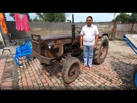 शान है किसान की HMT 2511 tractor 1979 model owner review By Parvin kumar