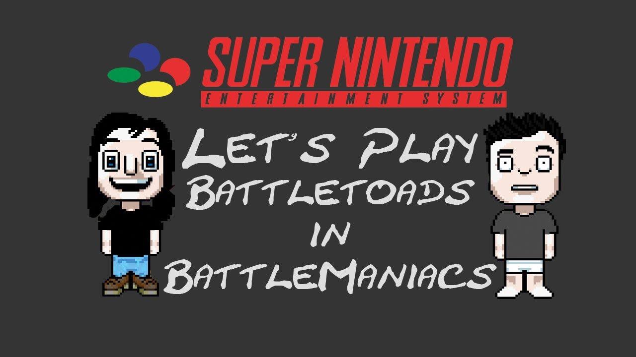 Spiele-Ma-Mo: Battletoads in Battlemaniacs (SNES)