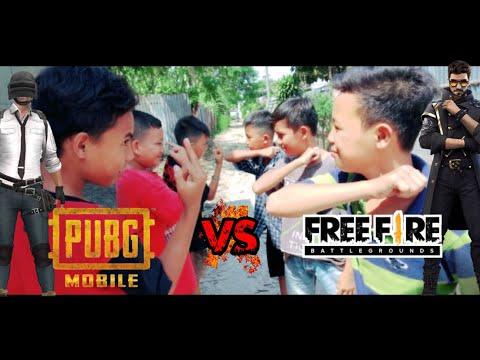 Adu Pantun Free Fire Vs PUBG | Anak Free Fire VS Anak PUBG Terbaru 2020
