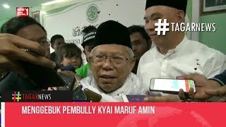 Video MenggebukPembully Kyai Maruf Amin MP3, 3GP, MP4, WEBM, AVI, FLV Agustus 2018