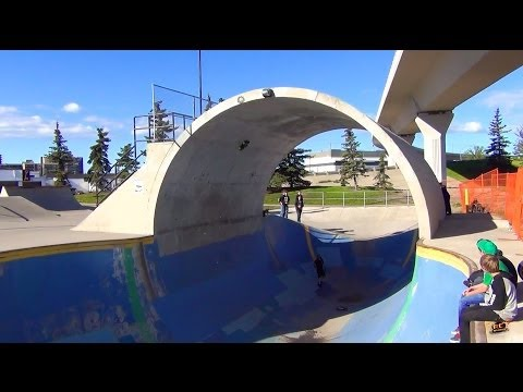 RC ADVENTURES - KiNG of the RiNG Championship (30ft Concrete Ring) Skate Park Pain 5 - PT 2