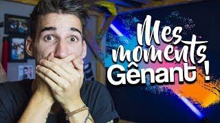 LES MOMENTS LES PLUS GÊNANT DE TOUTES MA VIE ! | Andrew Grey