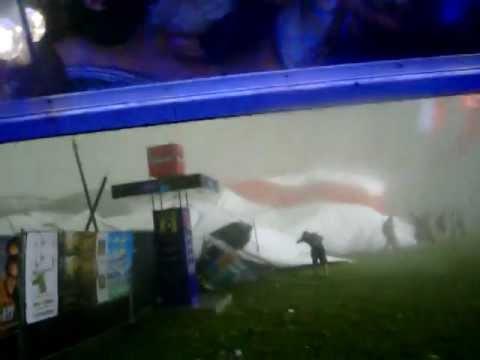 Festival Pukkelpop 2011: Festival de Rock mortel suite à un violent orage