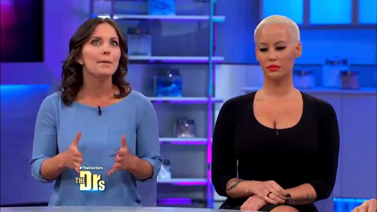 Model Amber Rose and Advocate Emily Lindin Fight Back Against Sexual Bullying