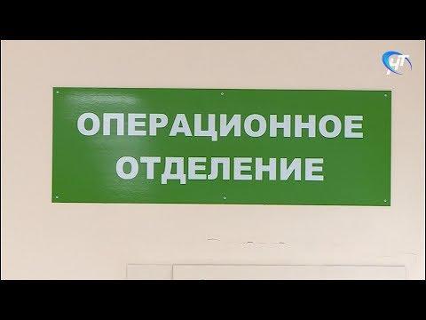 Завершена реконструкция отделения реанимации первой клиники Центральной городской больницы
