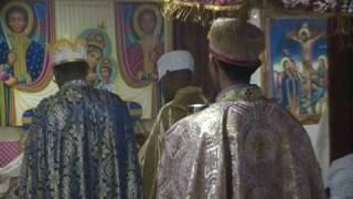 Kidasie At St. Michael Ethiopian Orthodox Church In Las Vegas