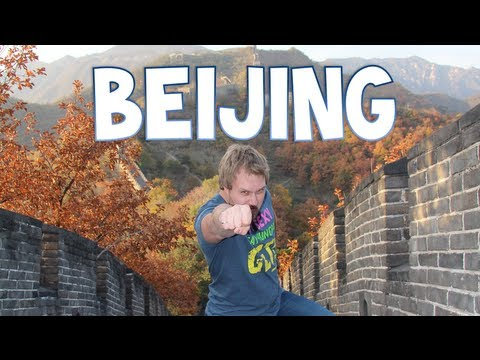 beijing - In this Furious World Tour episode we go to Beijing, China. We visit the Great Wall, eat some spider and scorpions, learn some kung foo and eat some more cra...