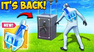 FREE LLAMA BACK BLING + GAME MODE! - Fortnite Funny Fails and WTF Moments! #497