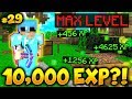 CAN WE GET 10,000 PLAYER EXP IN ONE VIDEO?!    SKYBOUNDS #29 (Minecraft SKYBLOCK SMP Season 4)