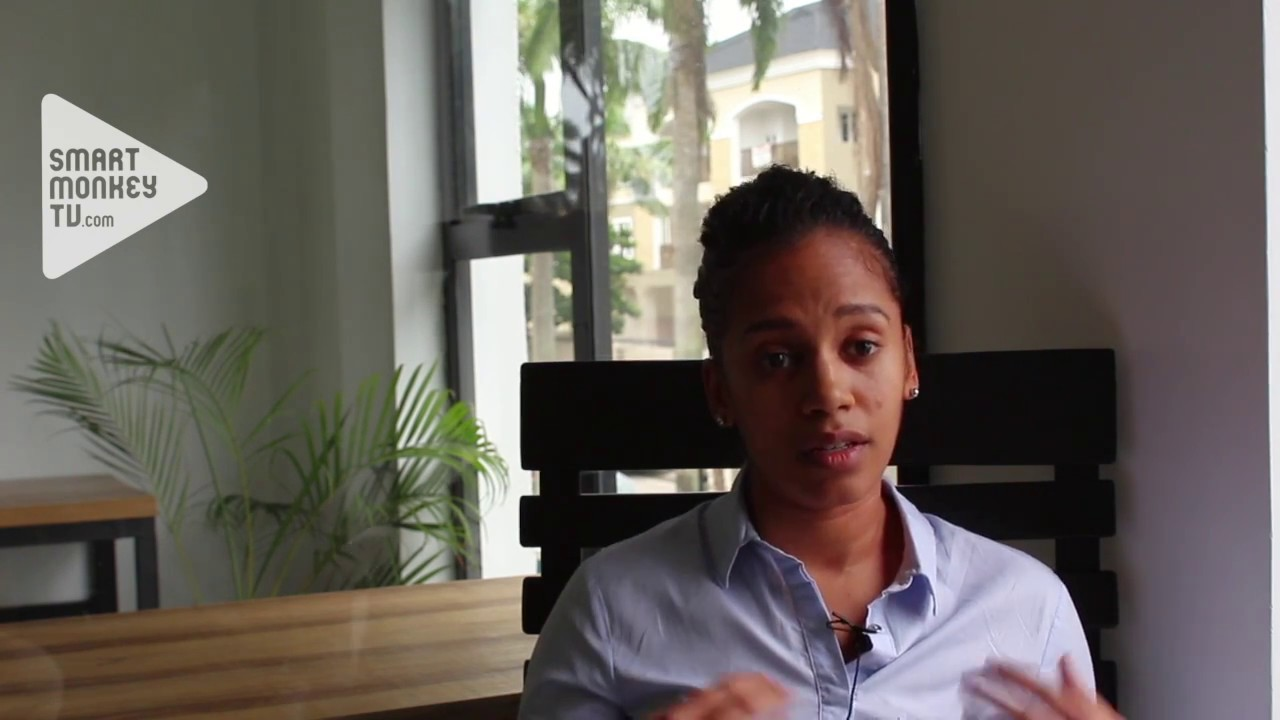 Michelle Andrade on how Lagos' Workstation helps entrepreneurs turn ideas into reality