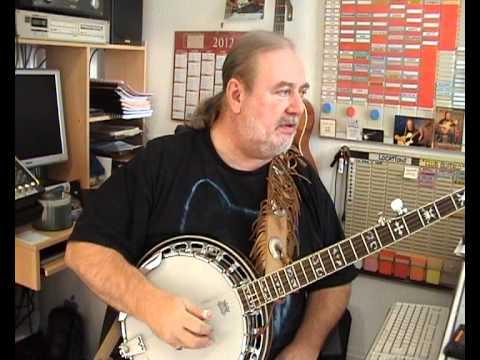 Débuter le Banjo 5 cordes (Bluegrass) avec Buffalo Gil's