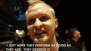 """National Danish Performance Team did their first minishow during """"REPstævne"""" 2016."""
