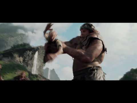 BFG - Big Friendly Giant Telugu Dub Trailer HD