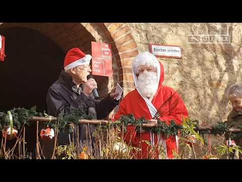 Weihnachtsmarkt in Braunsroda im Kyffhäuserkreis 2018