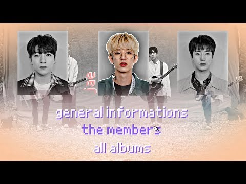 AESTHETIC DAY6 GUIDE *.:。✿*゚Chapter One: Members & Vocals [GAME!AU]