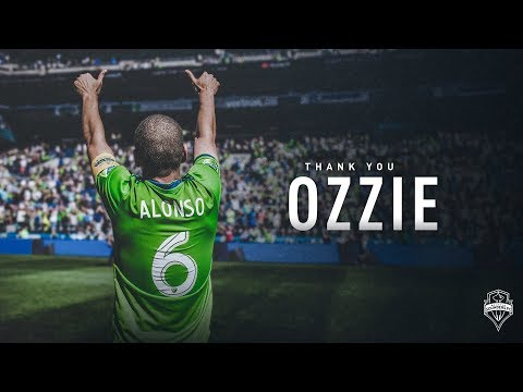 Video: Always A Sounder: Thank You, Ozzie Alonso!