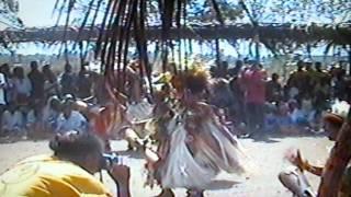 Koitabu students dancing during Education Week in 2002!!