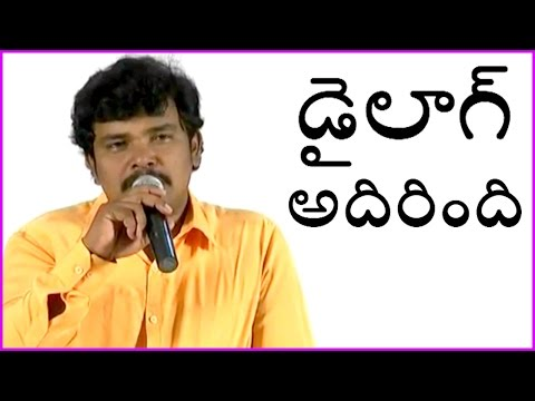 Sampoornesh Babu Live Performance - Non Stop Dialogue Delivery | Kobbari Matta Movie Movie Review & Ratings  out Of 5.0