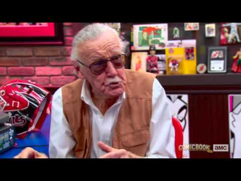 Stan Lee On Comic Book Men (Exclusive Preview!)
