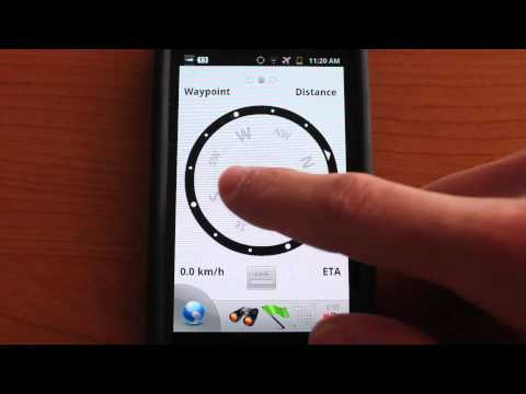 Video of Maverick: GPS Navigation