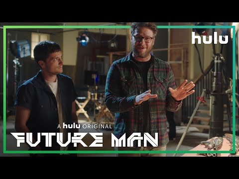Future Man: San Diego Comic-Con Teaser • A Hulu Original