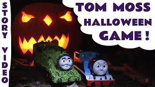 Tom Moss Halloween Prank