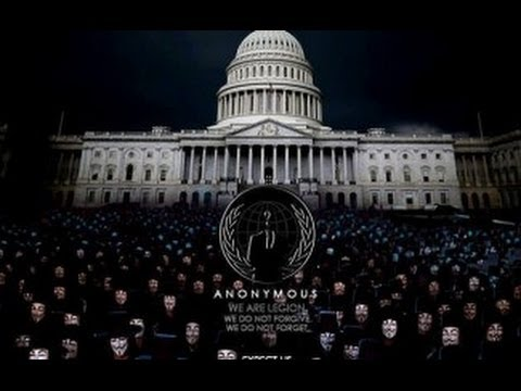 Anonymous Allies Stand Up Against Corruption In Global Protest