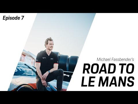 Michael Fassbender: Road to Le Mans - Season 2, Episode 7 - Pressure Is On.