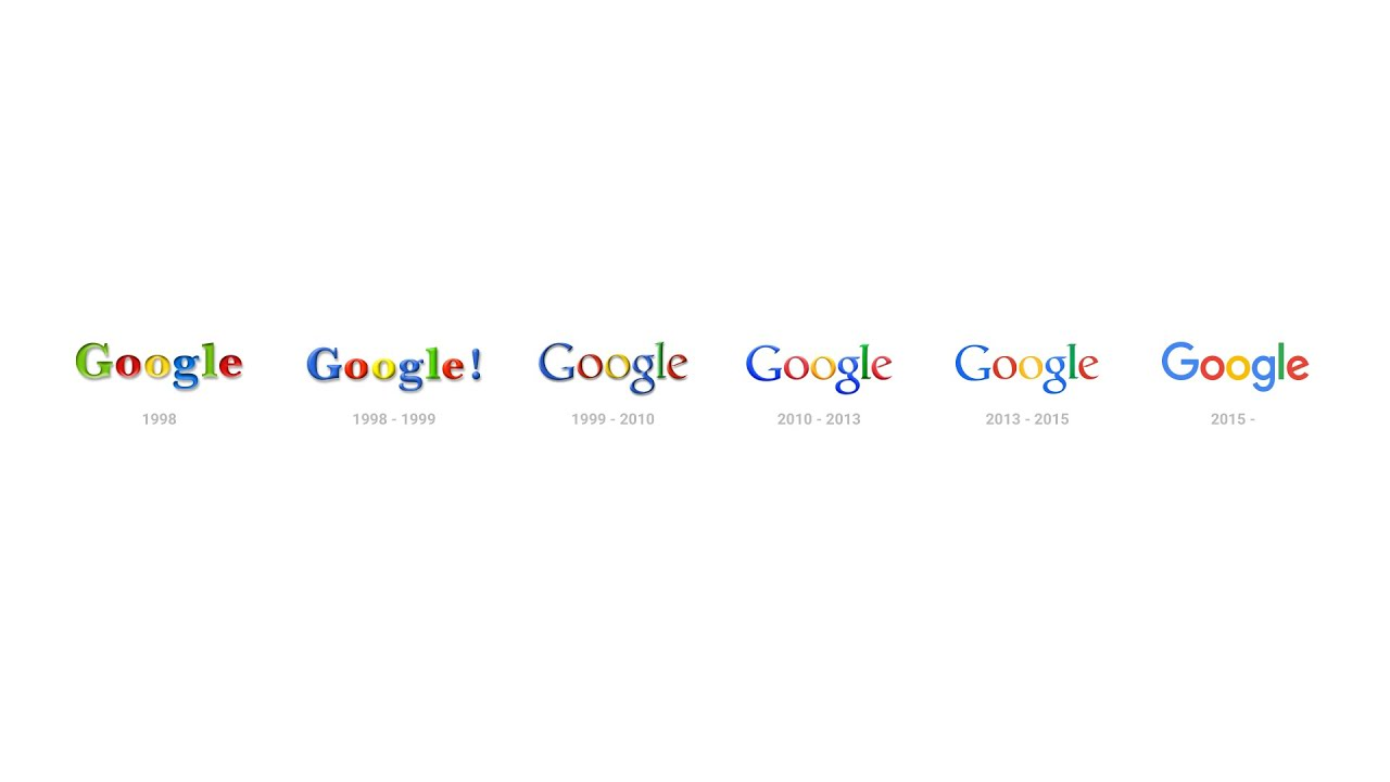 Google refurbishes its logo! Change is inevitable, so be the change