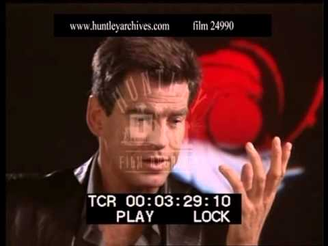 Pierce Brosnan interview about The World is Not Enough -- Film 24990