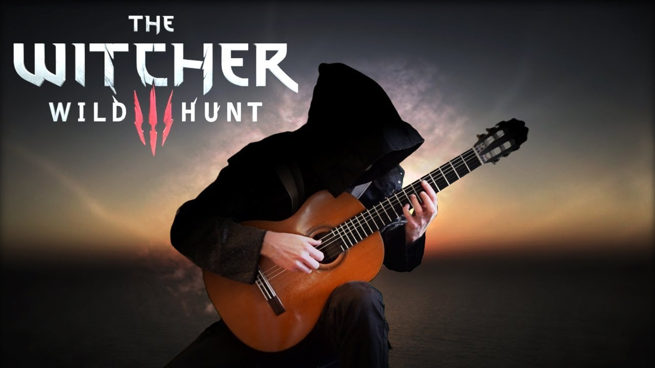 The Witcher 3: Wild Hunt – Skellige Isle Town (Acoustic Classical Guitar Fingerstyle Cover)
