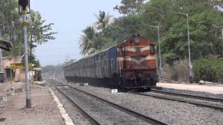 Nonton Furious ALCo WDG-3A races away with Pune - Bhubaneswar Express! Film Subtitle Indonesia Streaming Movie Download