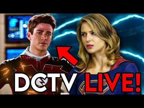 The Flash Season 7 NEW Suit!? Supergirl NEW CAST Member! - The DCTV Show Episode 7