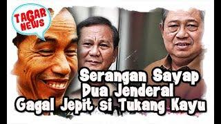 Video Serangan Sayap SBY Prabowo Gagal Jepit Jokowi MP3, 3GP, MP4, WEBM, AVI, FLV Oktober 2018