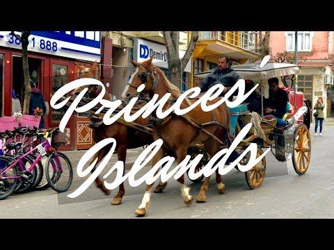 A day at the Princes' Islands   Büyükada   Istanbul, Turkey