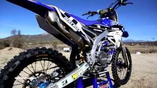 3. HARDWARE - 2014 GYTR Yamaha YZ450F build