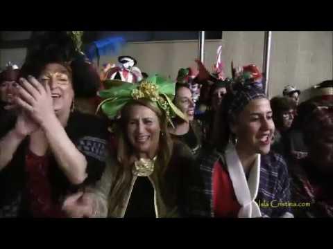 Pistoletazo de salida en Isla Cristina al Carnaval de calle con el Pito de Caña 2017