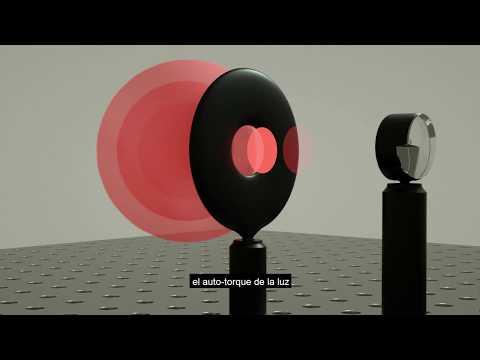 Científicos de la Universidad de Salamanca descubren una nueva propiedad de la luz