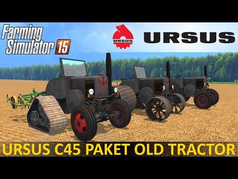 URSUS C56 PACK v1.0