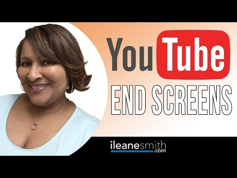 Watch 'How to Get Started with YouTube End Screens for Your Videos '