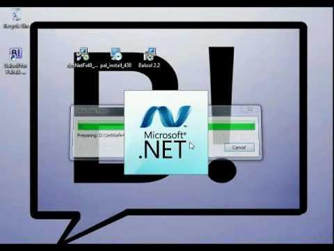 Balool 2.2 (Full Installation) + Microsoft NET Framework 4.0 Client Profile