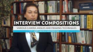 ARBUCKLE TECHNIQUES: INTERVIEW COMPOSITIONS