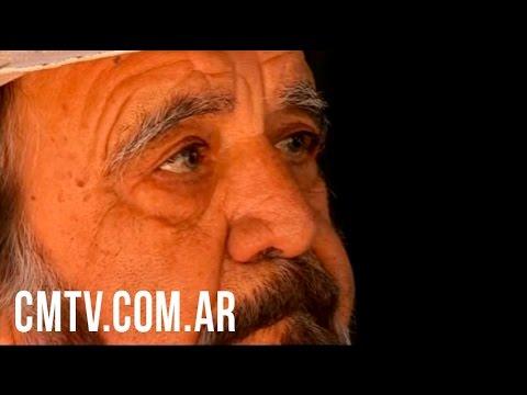Horacio Guarany video Entrevista CM Folklore - CM 2008