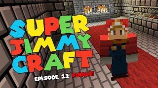 Minecraft - SUPER JIMMY CRAFT [FINALE] - THE FULL MARIO SUIT! (Super Mario Modpack)
