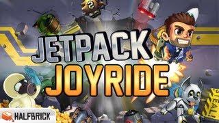 Jetpack Joyride videosu