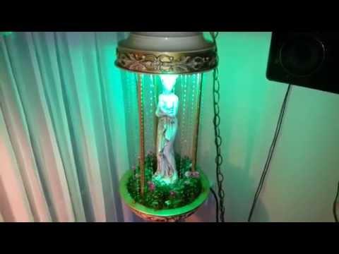 Vintage Rain Lamp - Led bulb